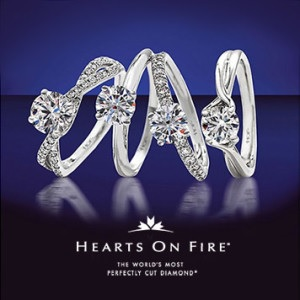 Hearts on Fire Diamond Rings