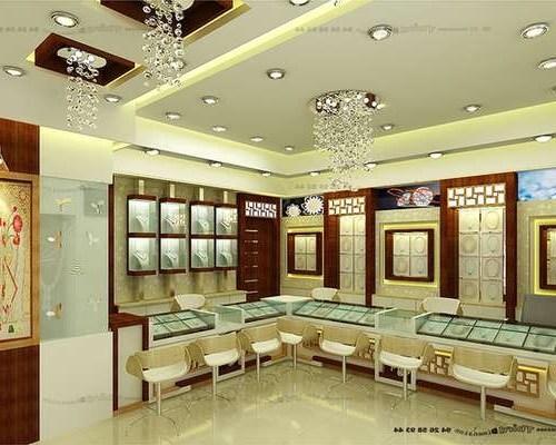 jewelry retail stores